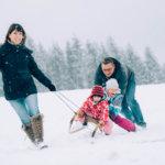 Winterwonderland Lifestylefotografie Karin Lohberger Photography