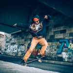 Skate Lifestylefotografie Vöcklabruck Karin Lohberger Photography